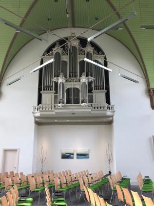 onder orgel